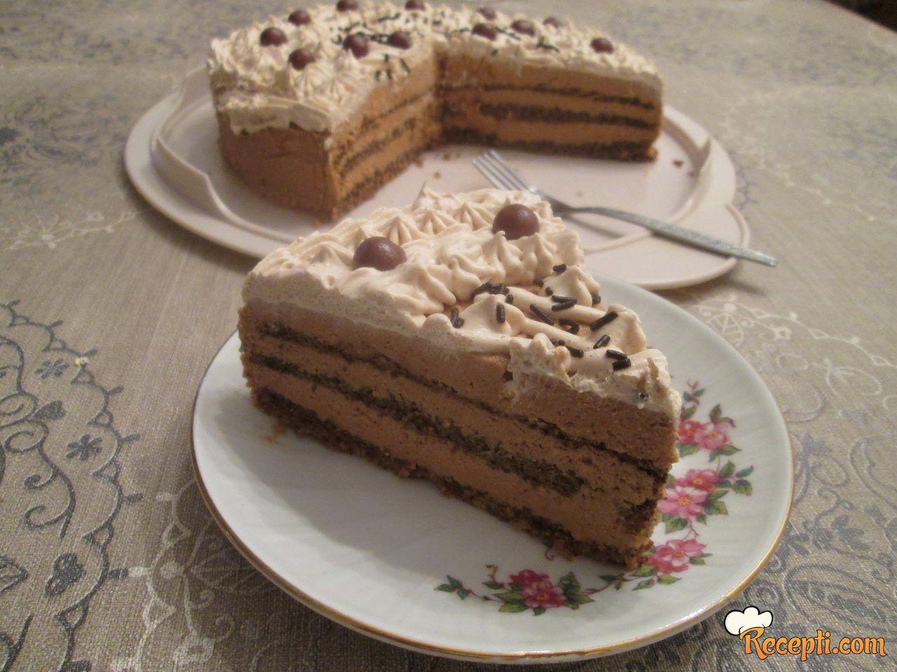 Torta sa kafom (3)