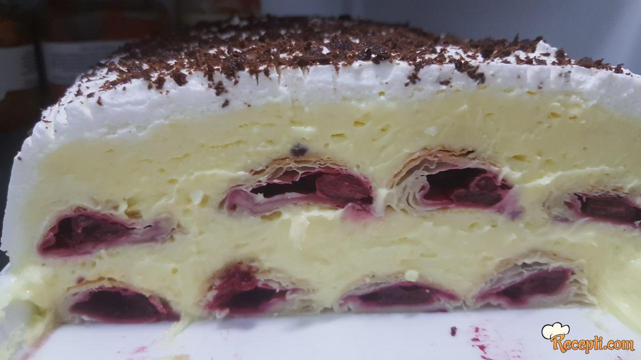 Torta sa višnjama (7)
