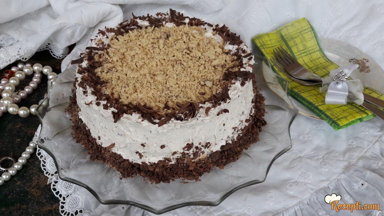 Ćeten alva torta >>> samo za 20 minuta