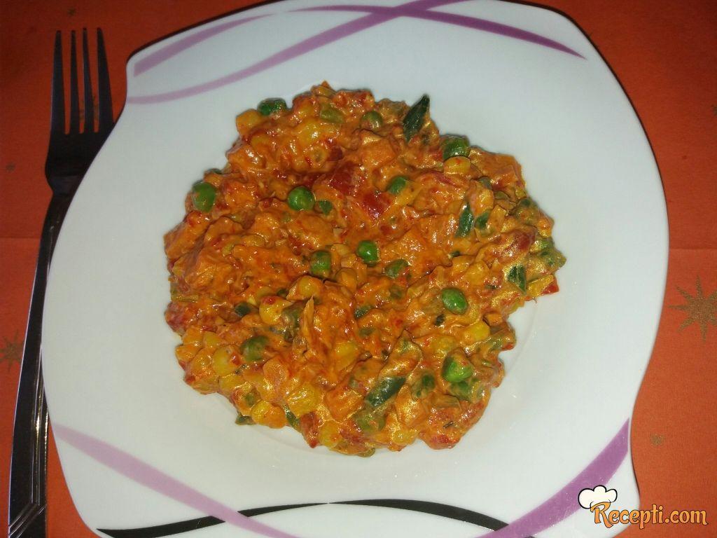 Posna salata (3)