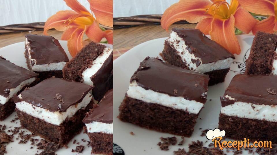 Mančmelo kolač