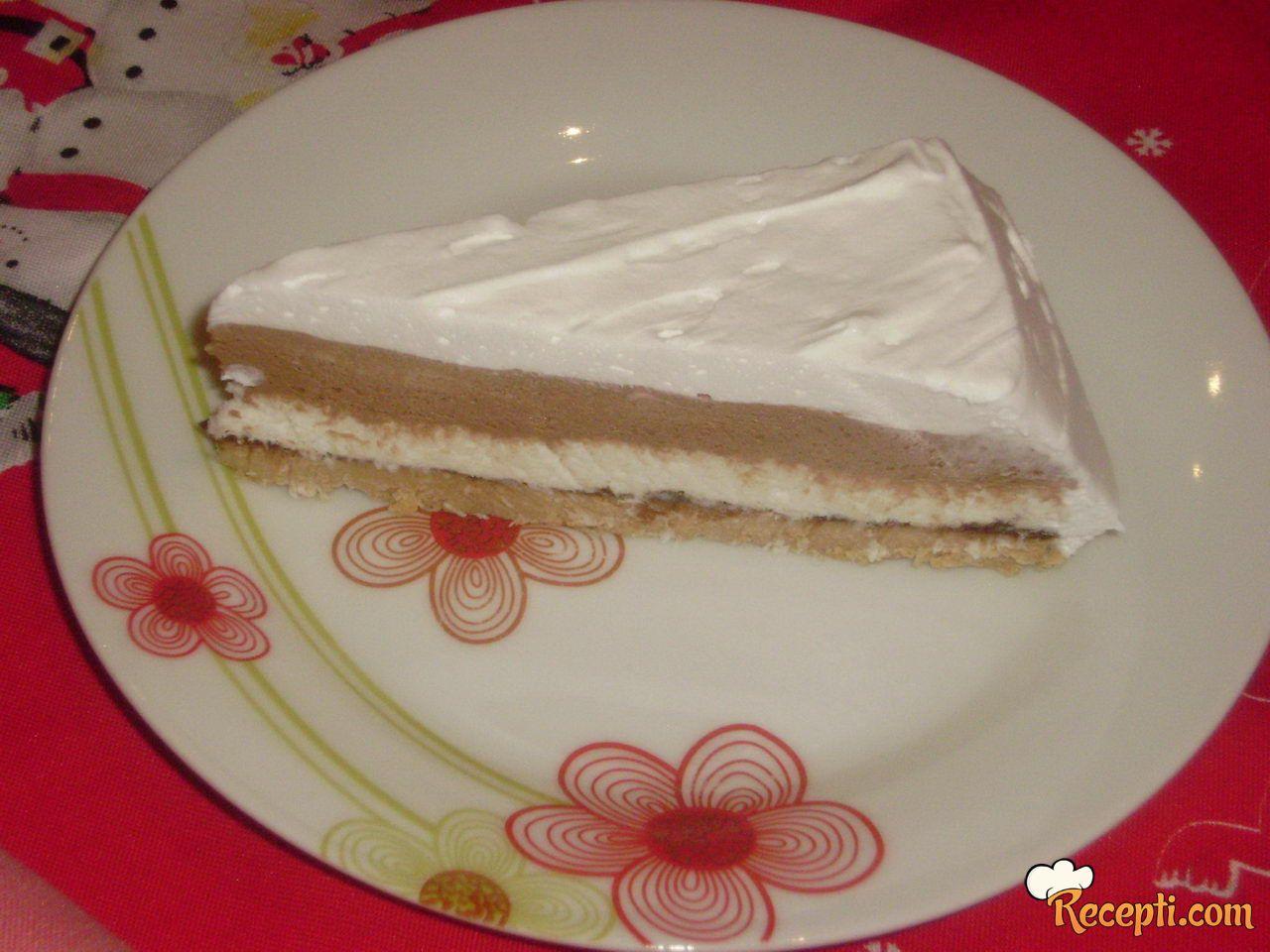 Čoko koko cheesecake
