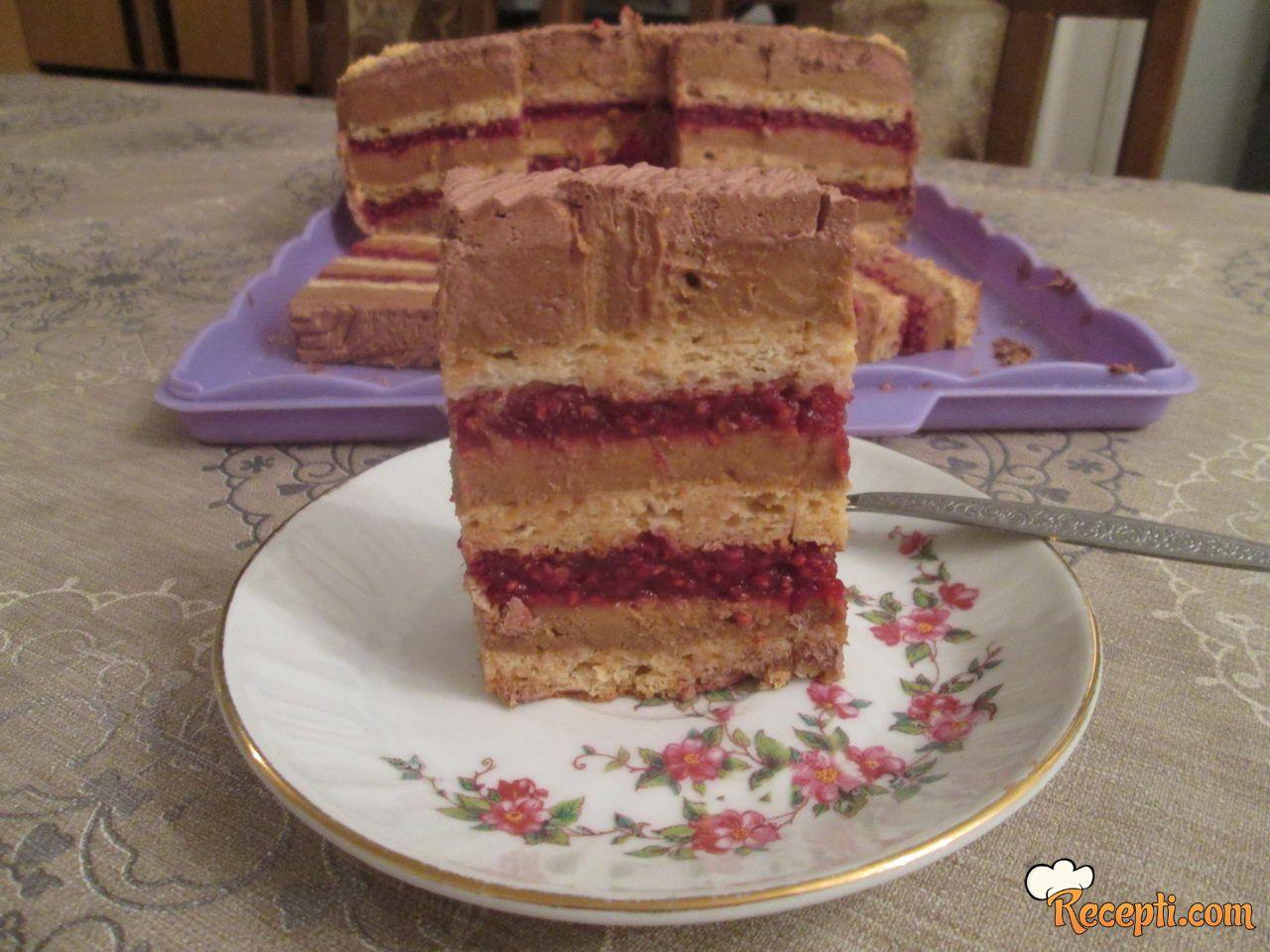 Voćna plazma torta (2)
