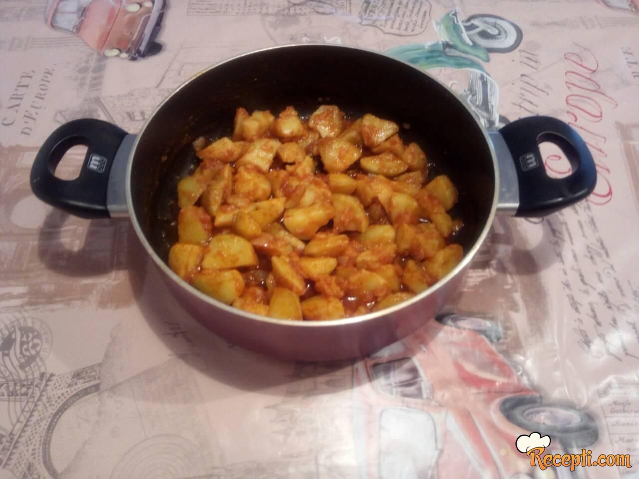 Restovani krompir (5)