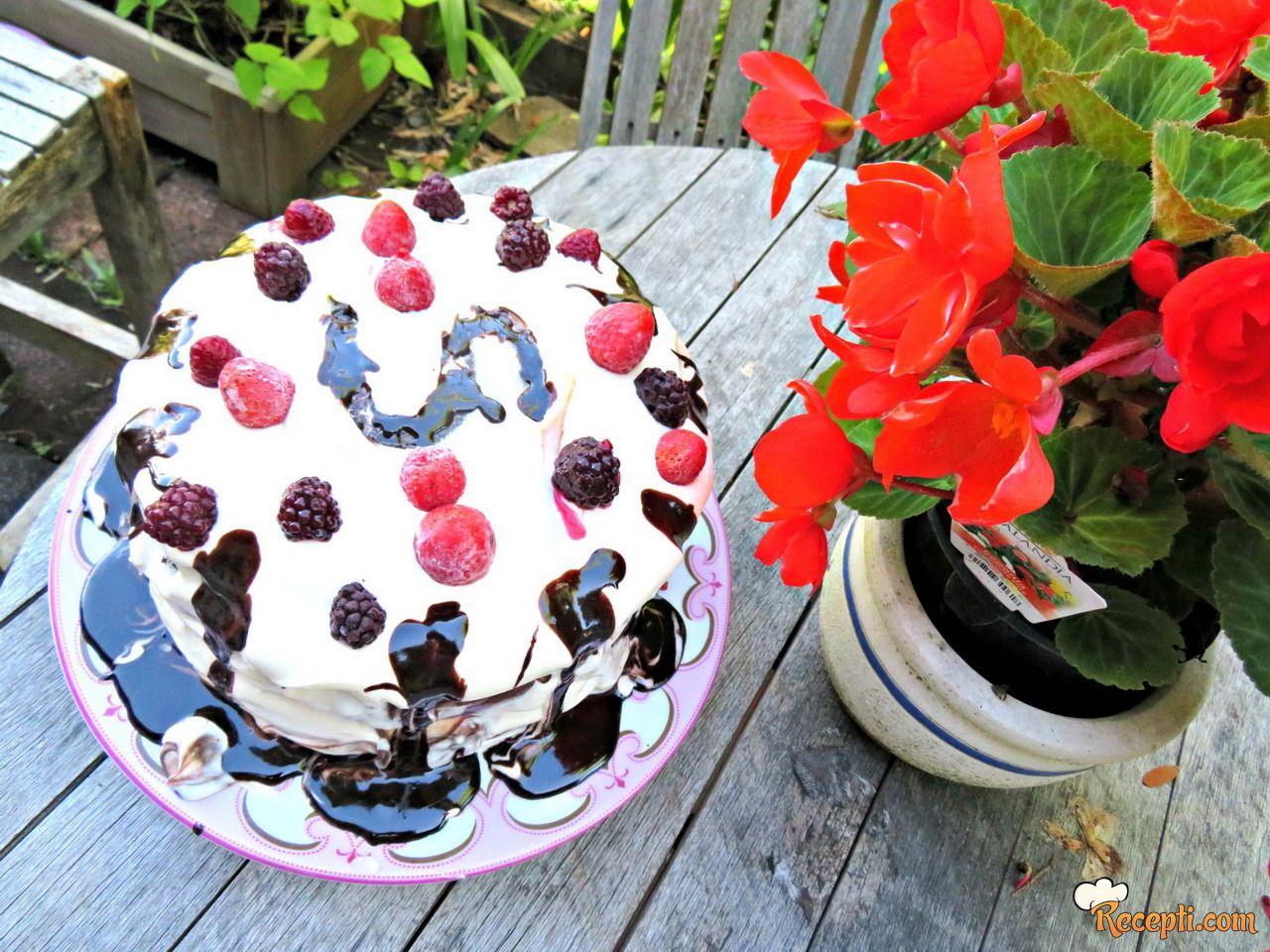 Torta Sultanija