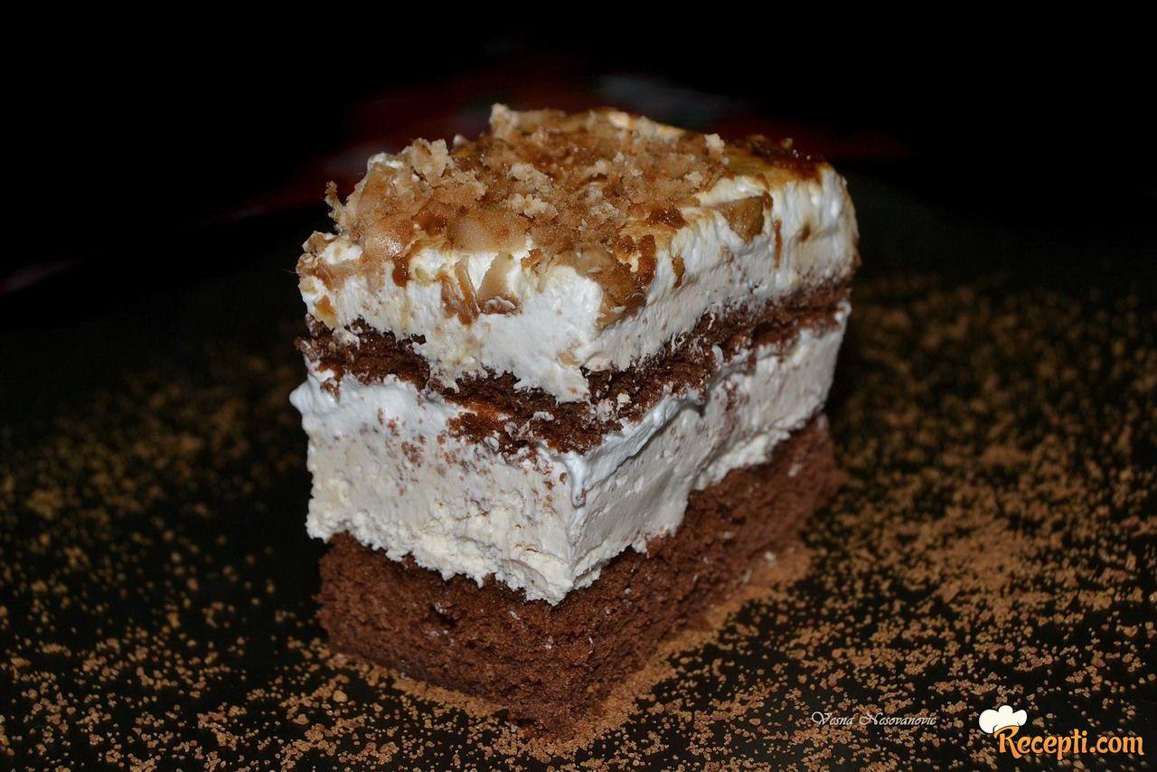 Torta sa kremom od kestena
