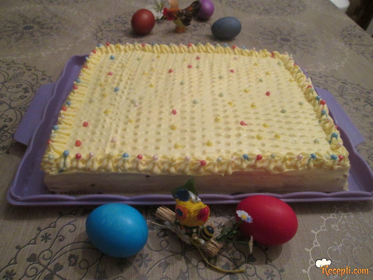 Karamel torta (7)