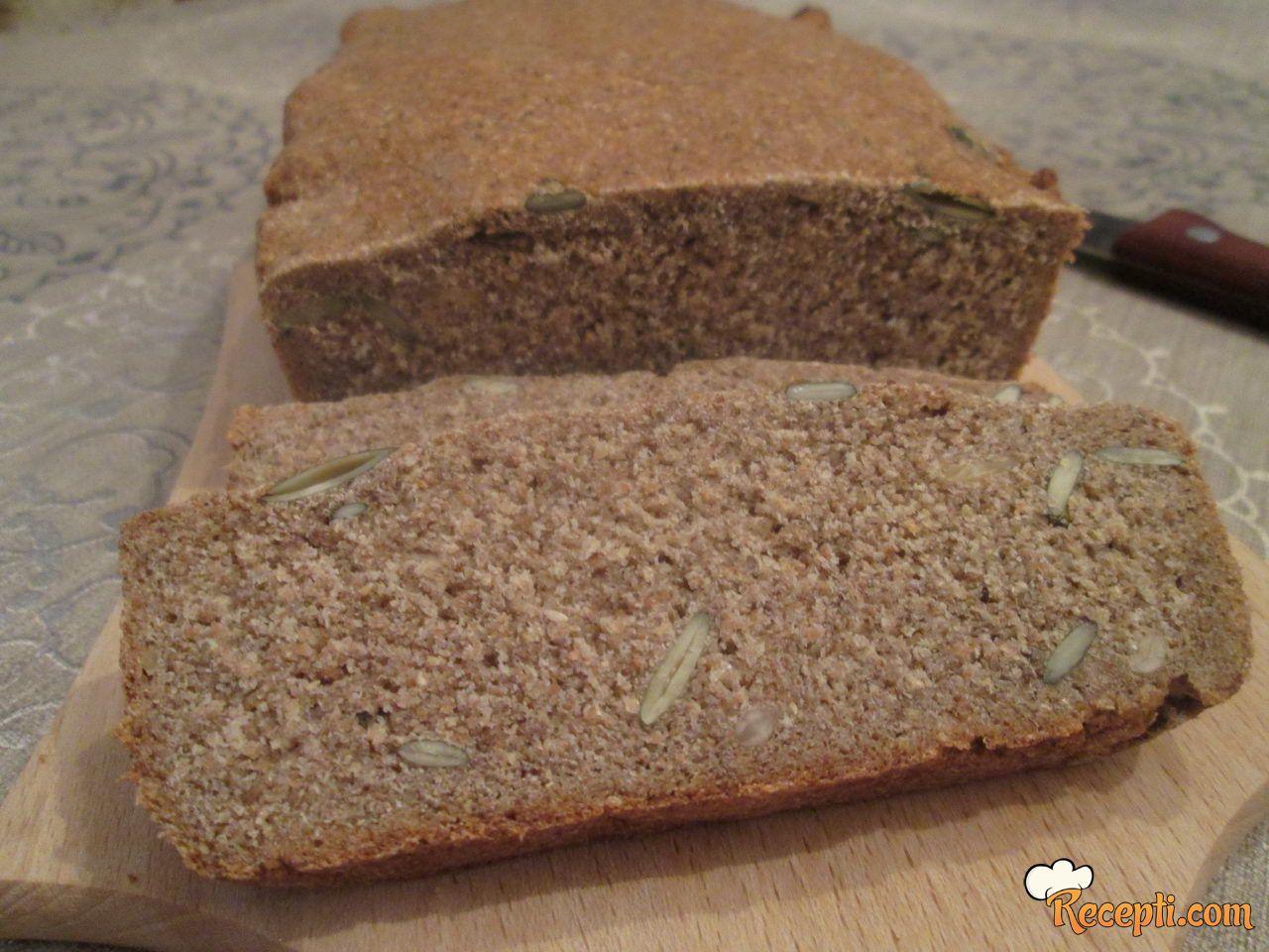 Hrono hleb sa semenkama