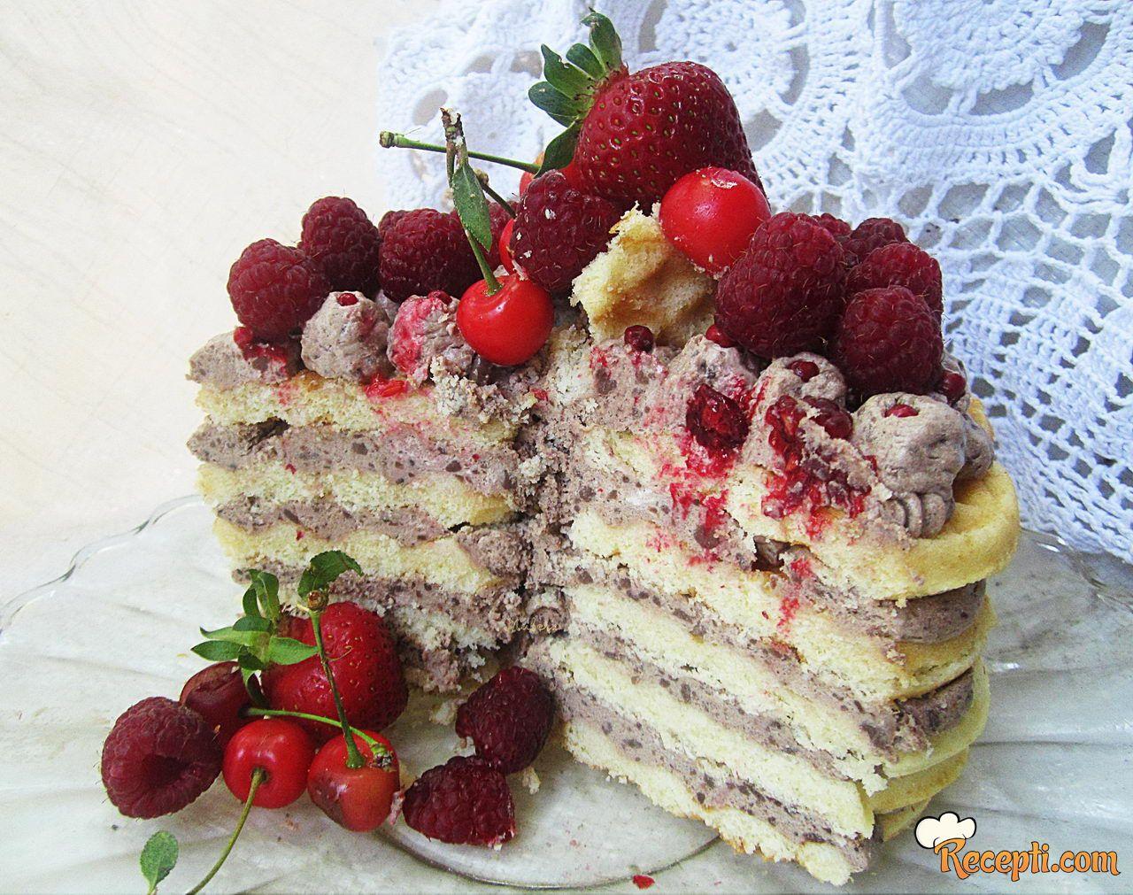 Galete torta