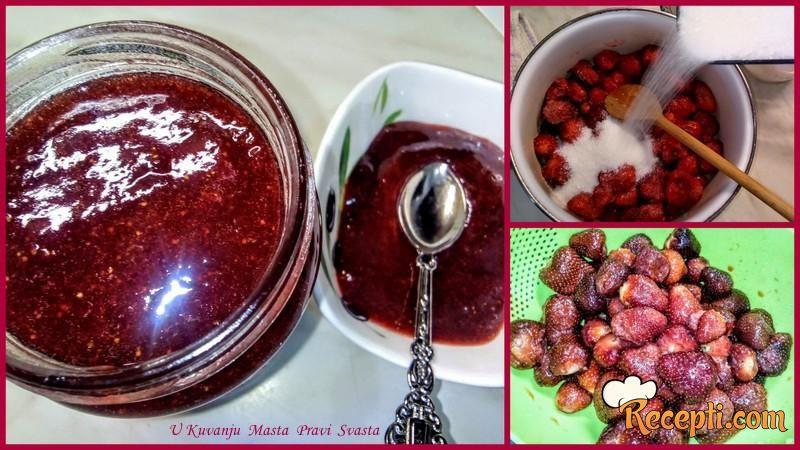 Pekmez od jagoda & Strawberry jam