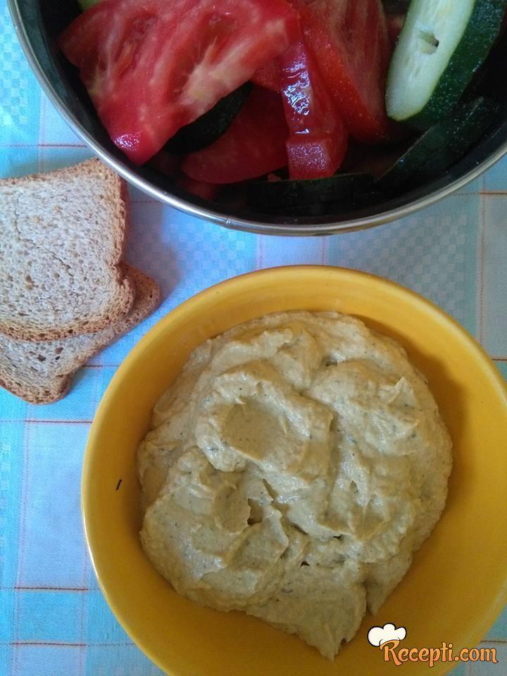 Domaća pileća pašteta (2)