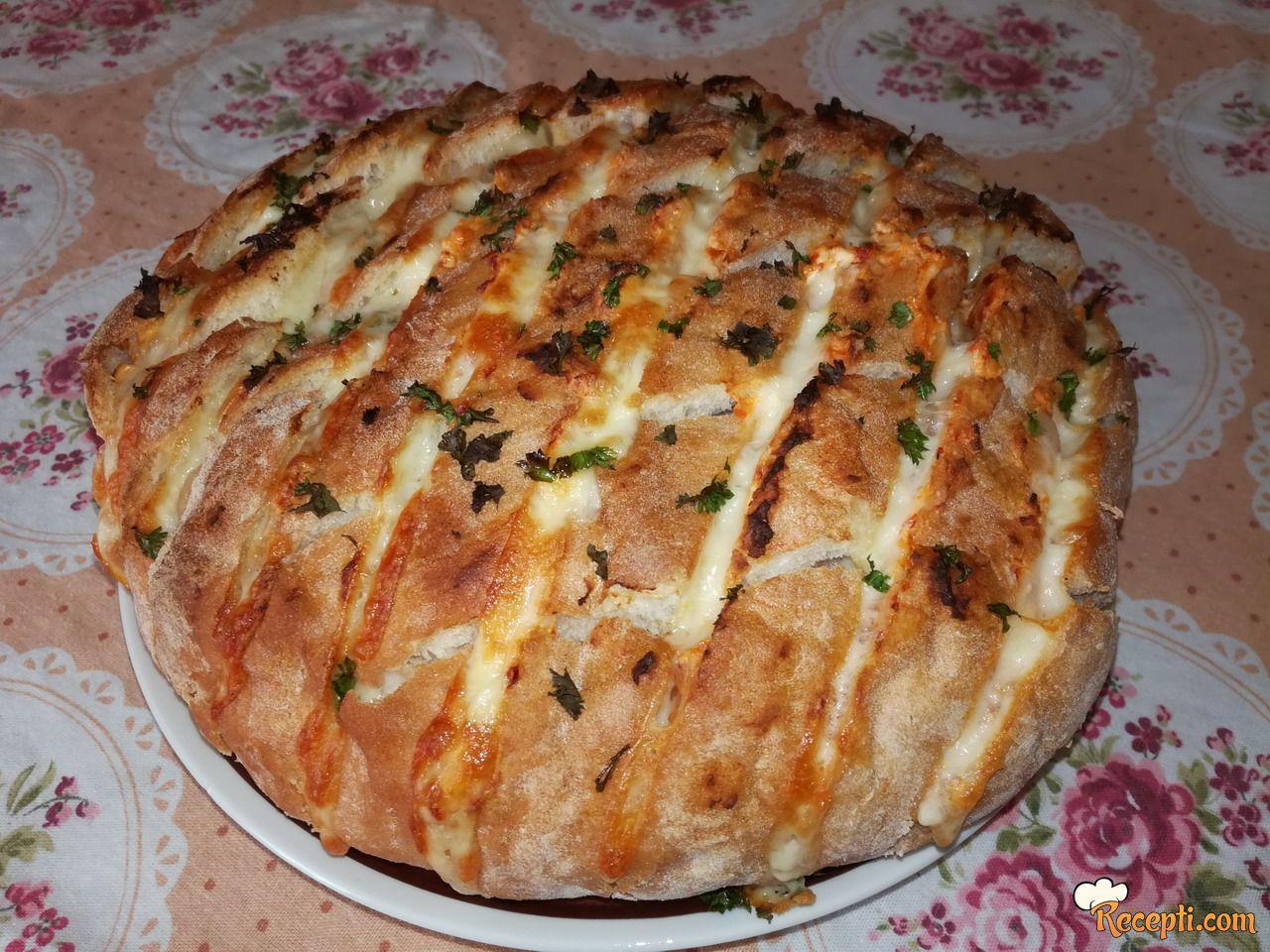 Punjen hleb
