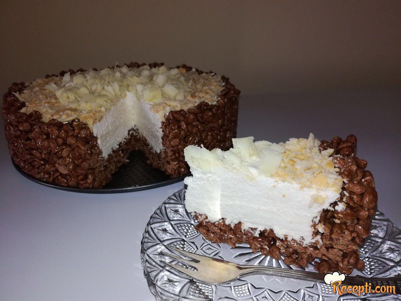 Čokoladna flips torta