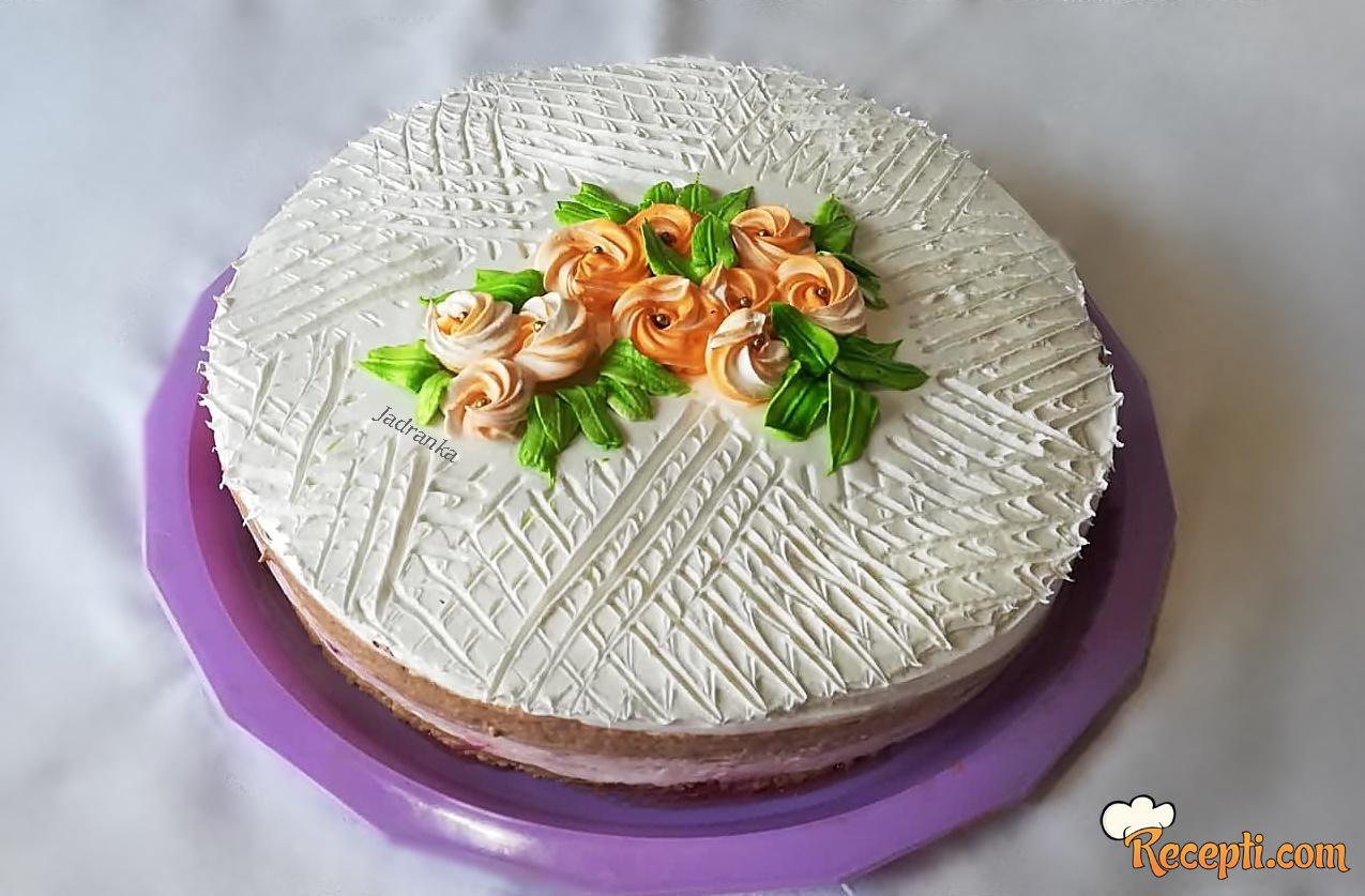 Letnja brza torta