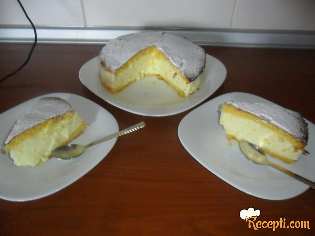 Starinska krempita torta
