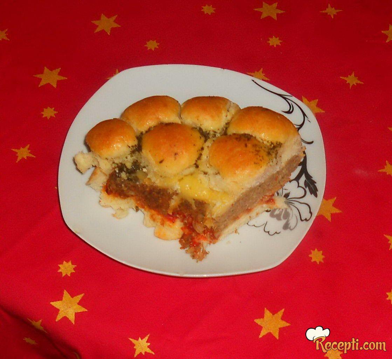 Mini hamburger zalogajčići