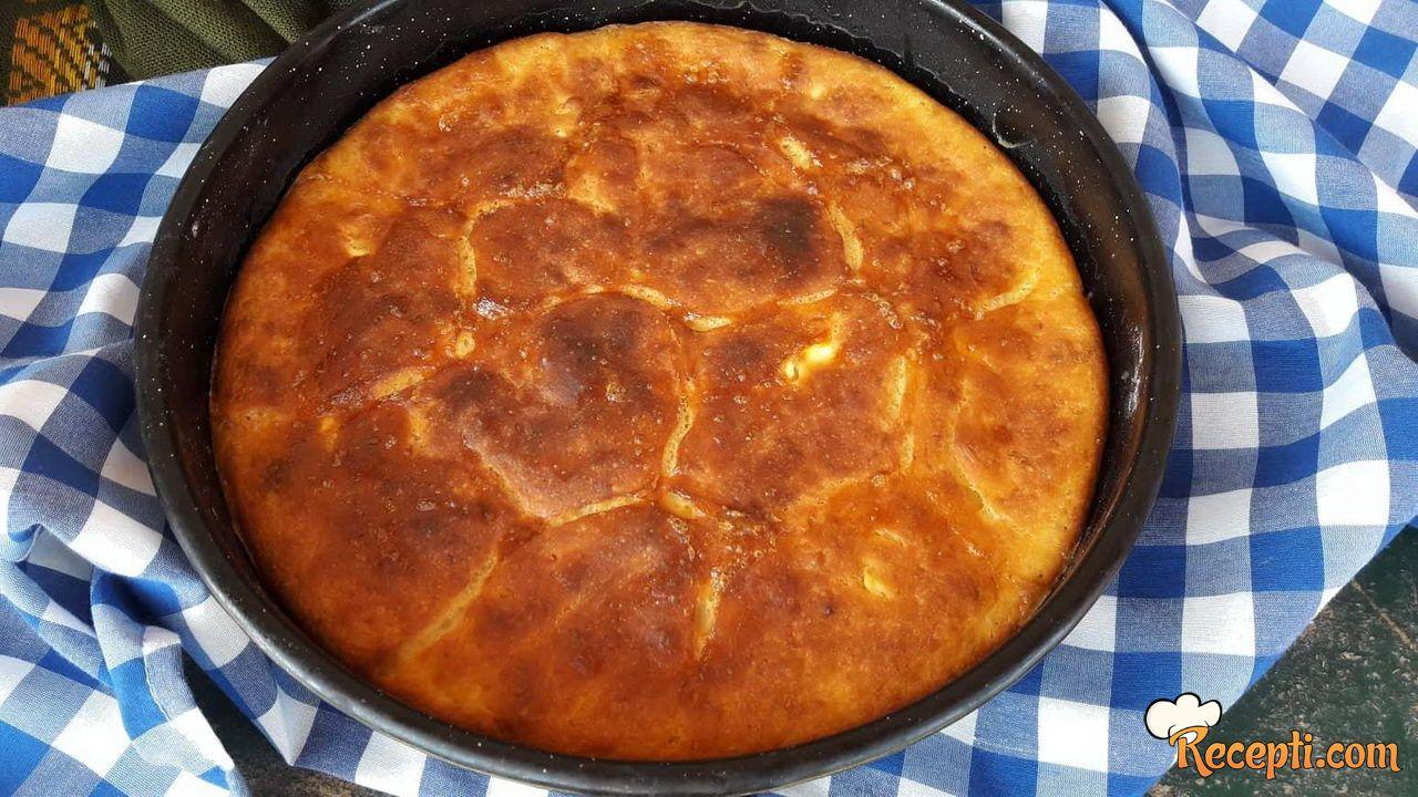 Kisela pita sa krompirom