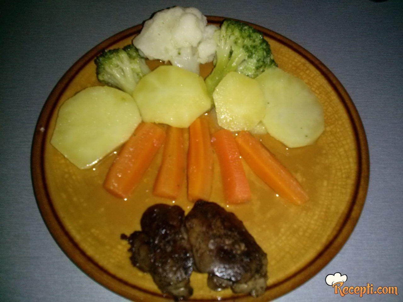 Brzinski ručak za decu