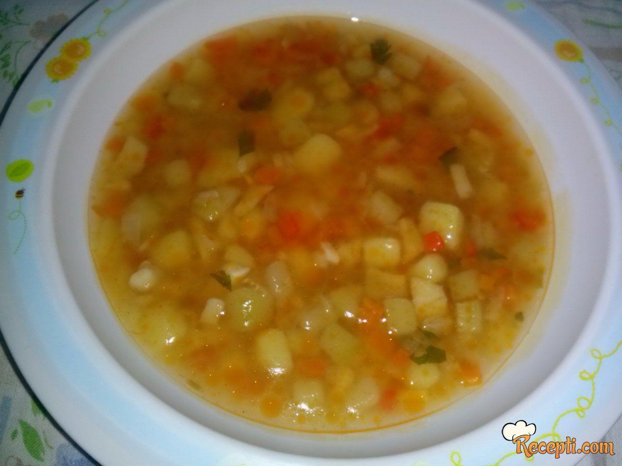 Čorba od povrća (5)