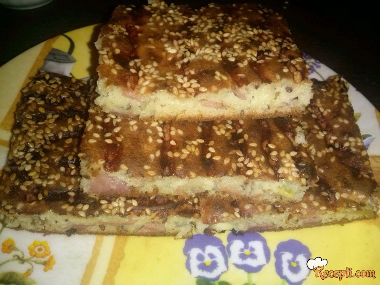 Moderna cicvara (brzinski doručak ili večera)