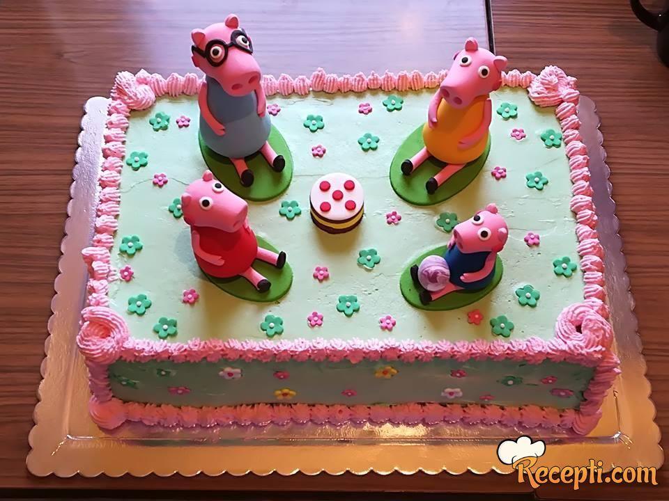 Ninina rođendanska torta
