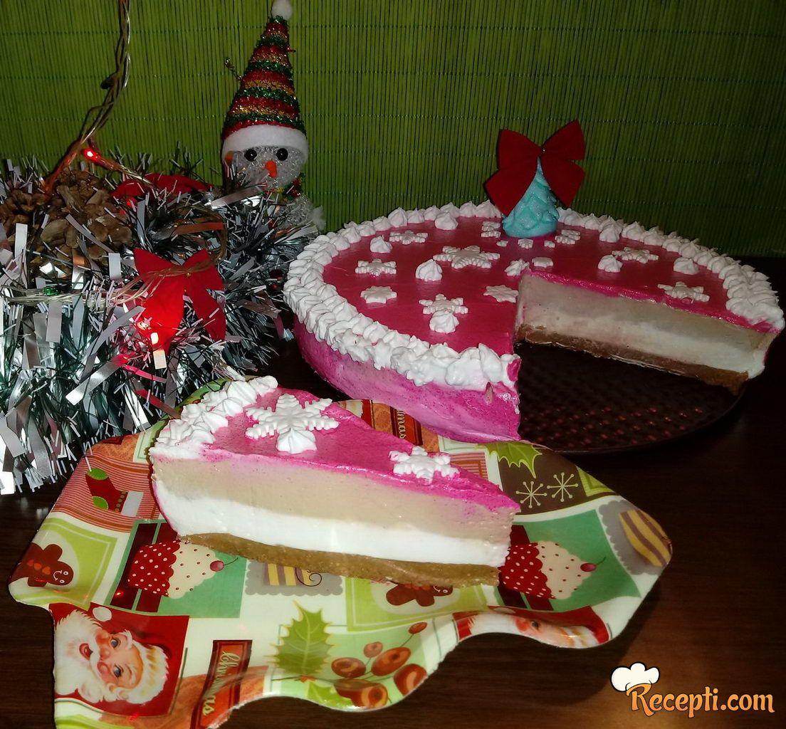 Snežna torta (2)