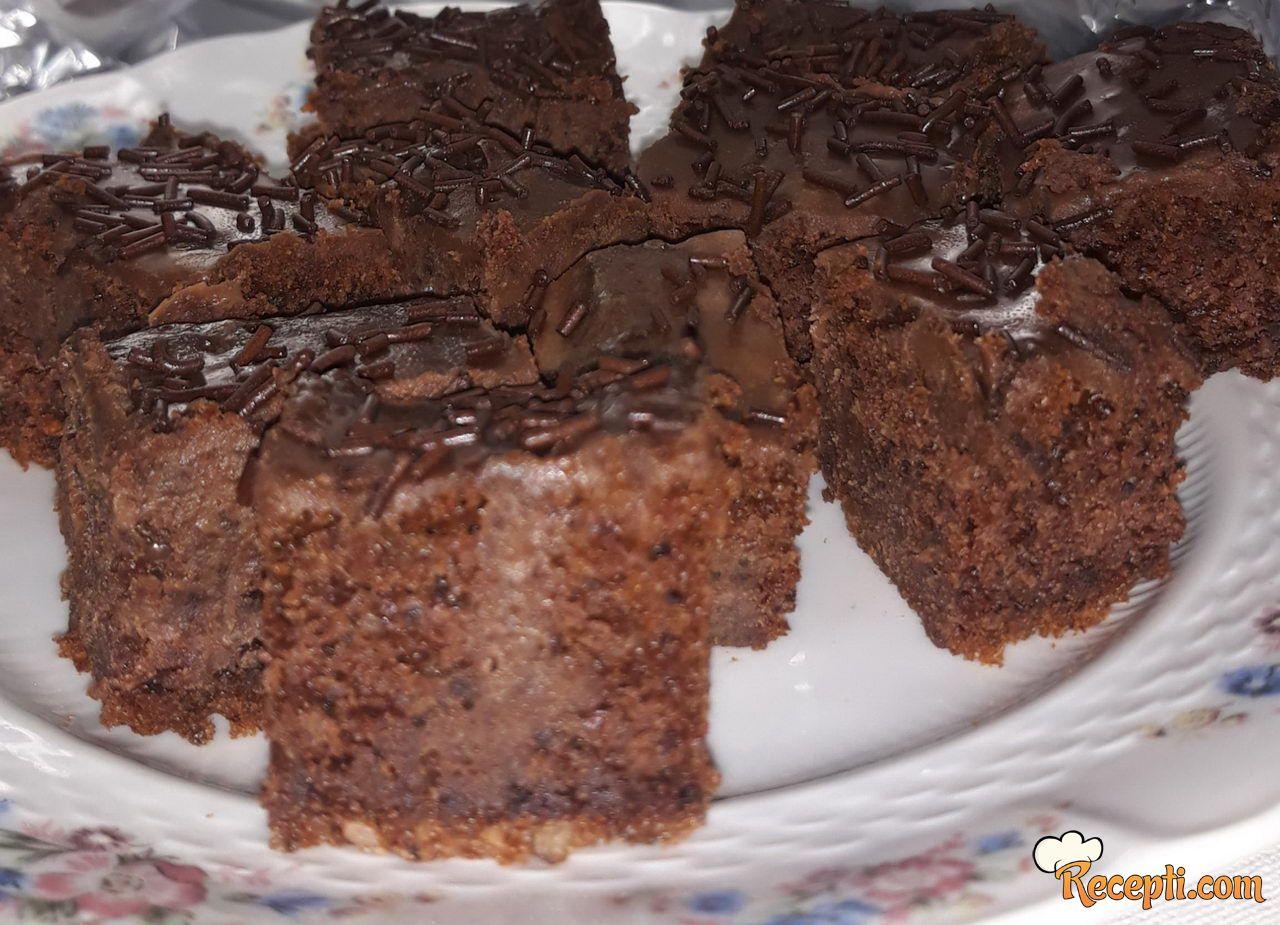 Čokoladno čudo sa lešnicima