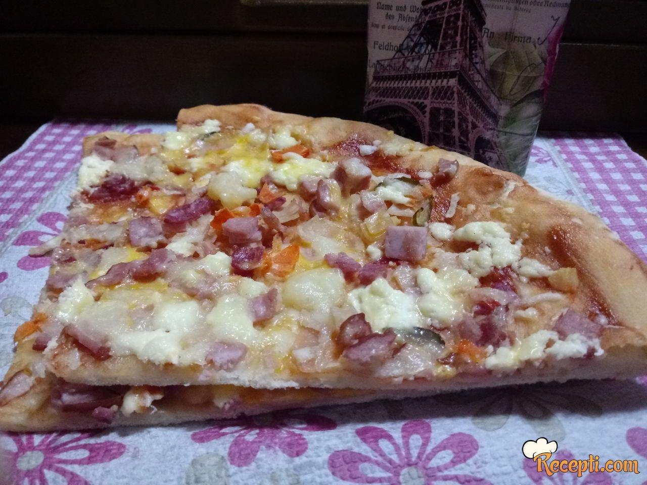 Italijansko testo za pizzu
