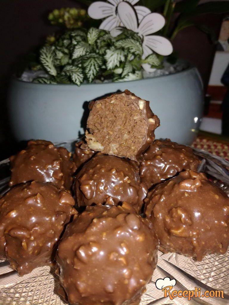 Najbolje Ferrero Rocher kuglice