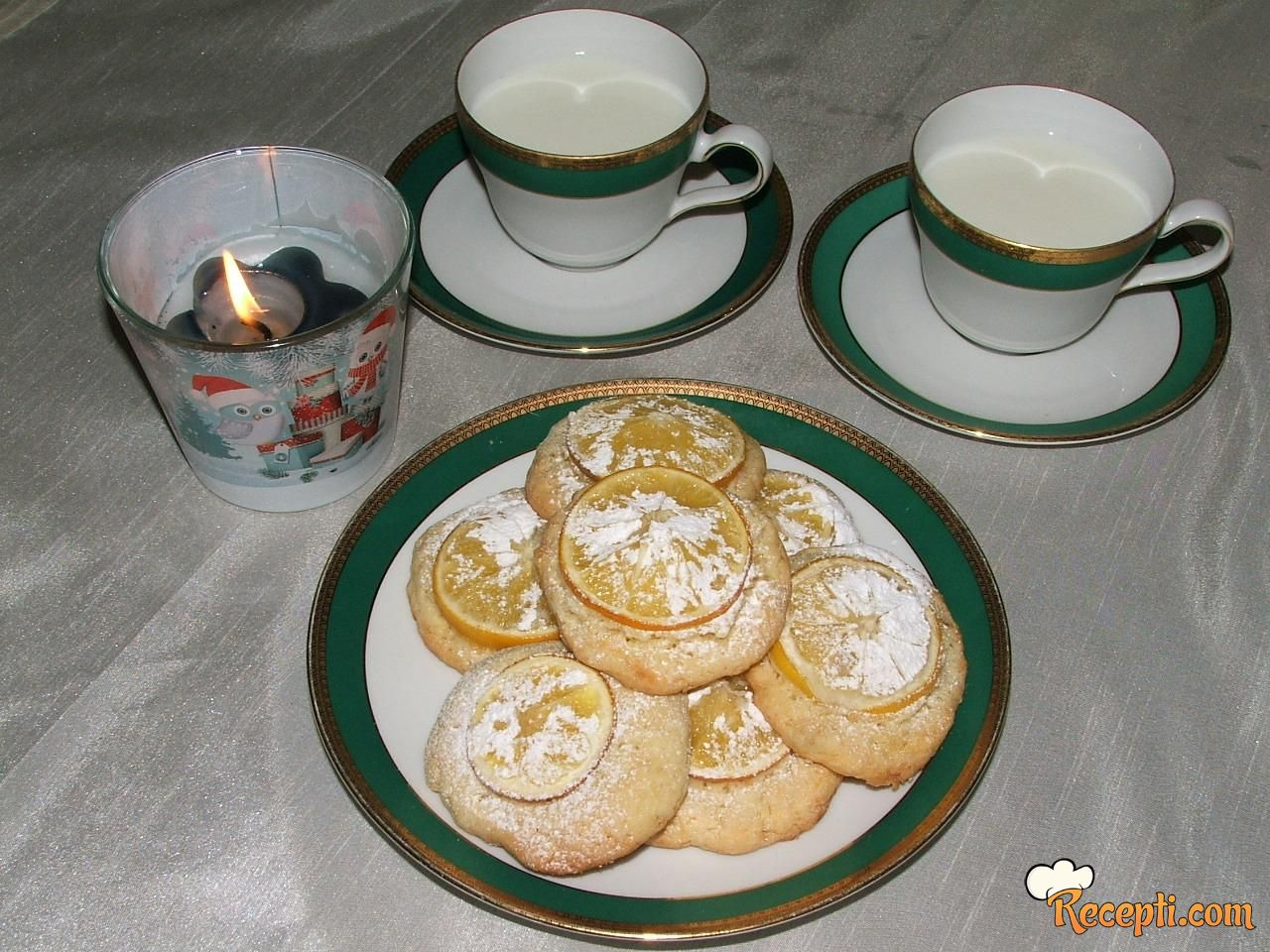 Limun keksići (2)