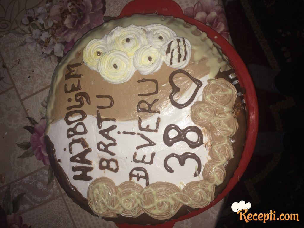 Torta sa korama najlepšim