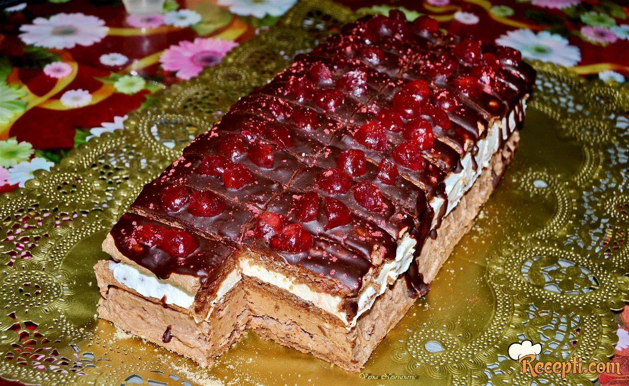 Čokoladna fantazija ili Praline torta