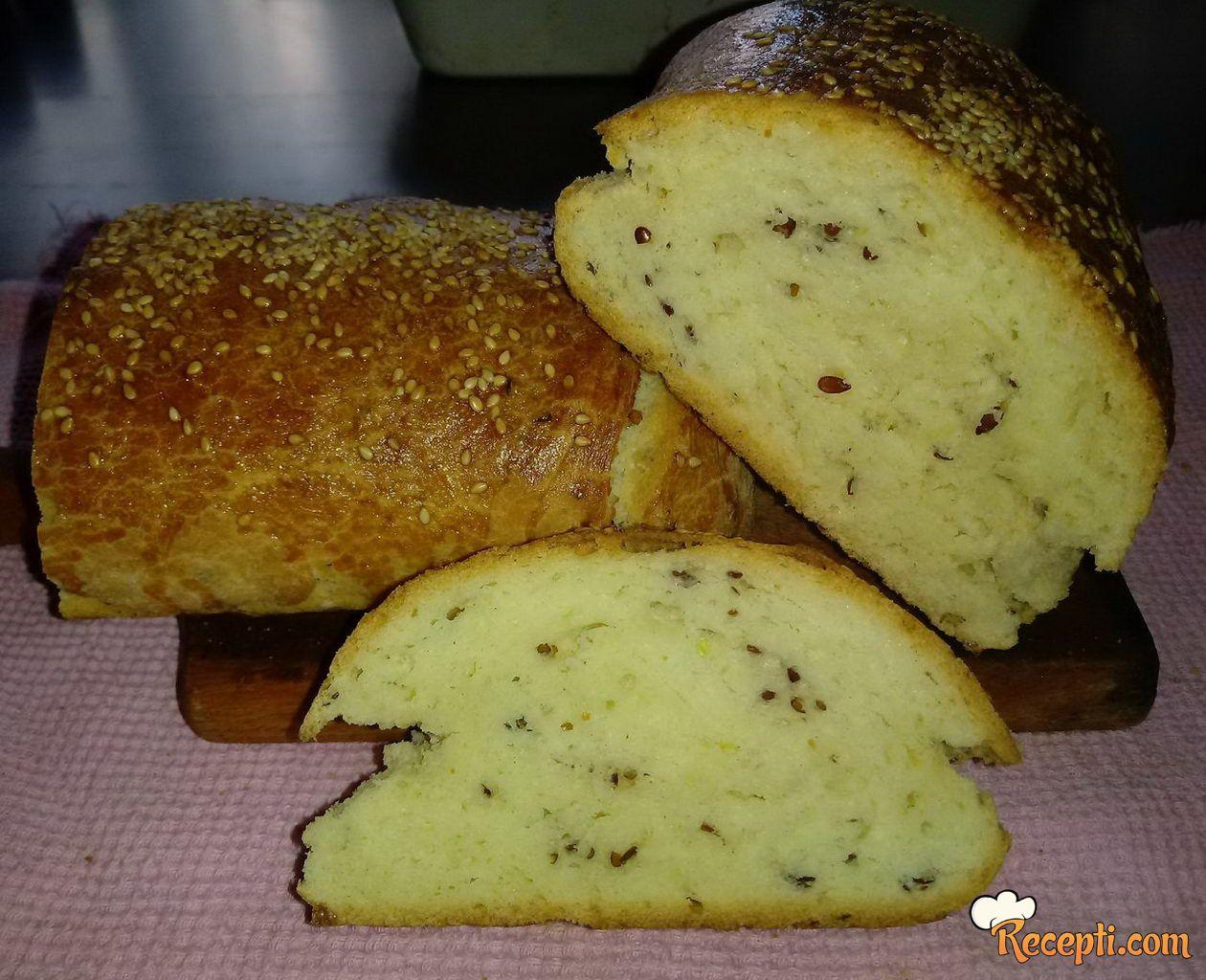Laneni hleb