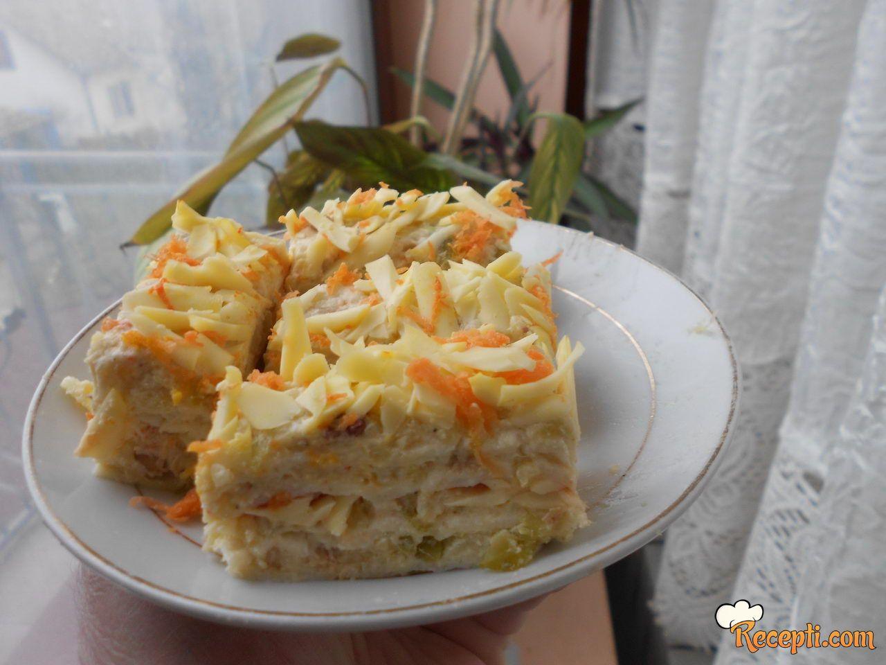 Posna Torta Domaci Recepti / Posna Torta Domaci Recepti / Brza Posna Torta Youtube ... / Posna ...