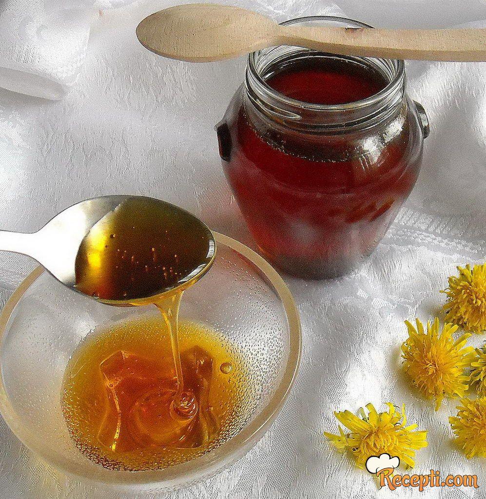 Sirup od maslačka (2)
