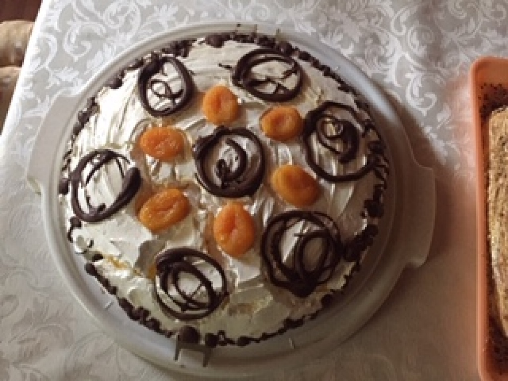Kajsija torta
