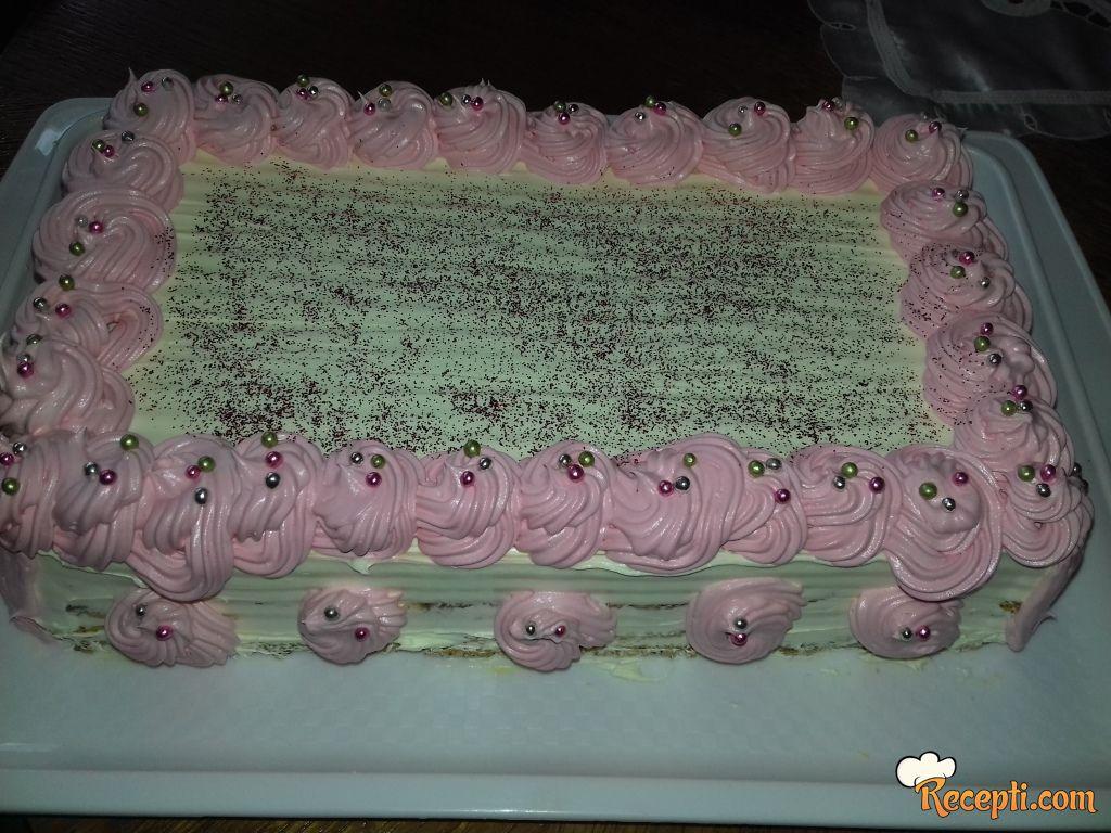 Torta *Greta Garbo*
