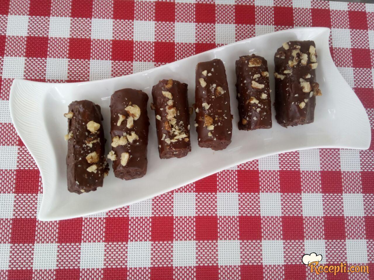 Baklavice sa čokoladom