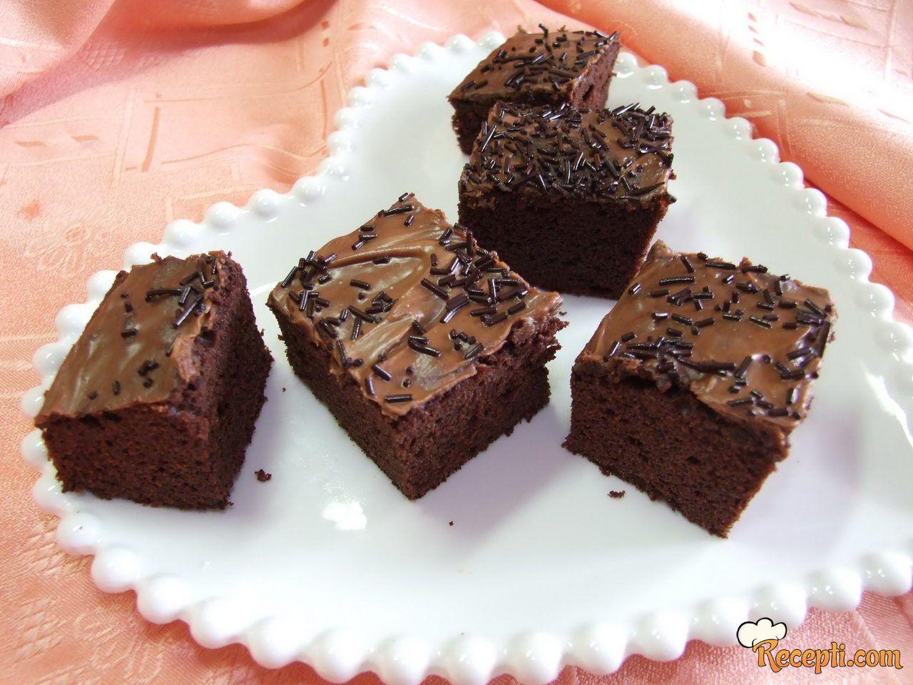 Braunis (američki kolač)