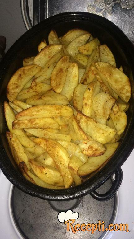 Krompir bez mesa