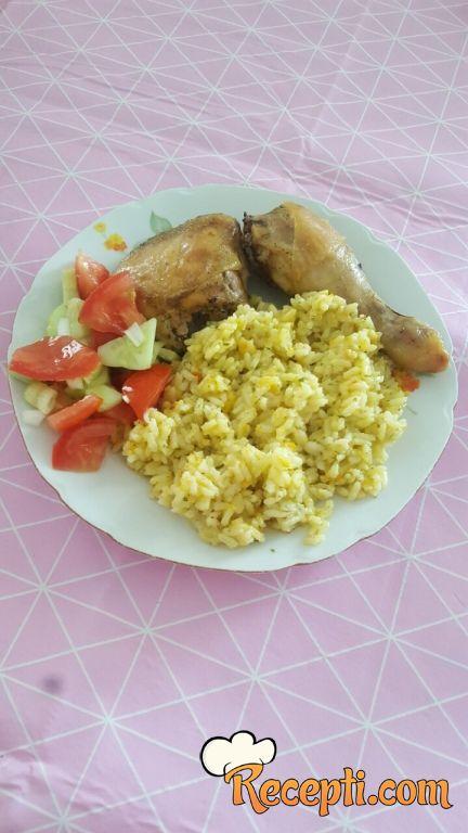 Riža i bataci