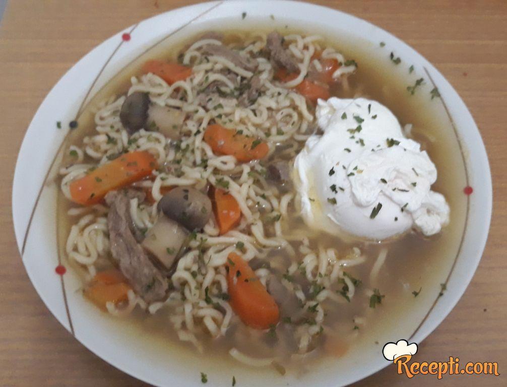 Supa sa nudlama