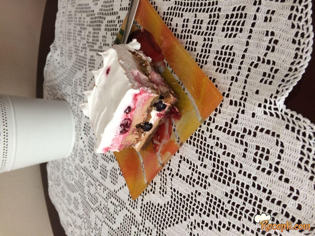 Čoko moko torta (15)