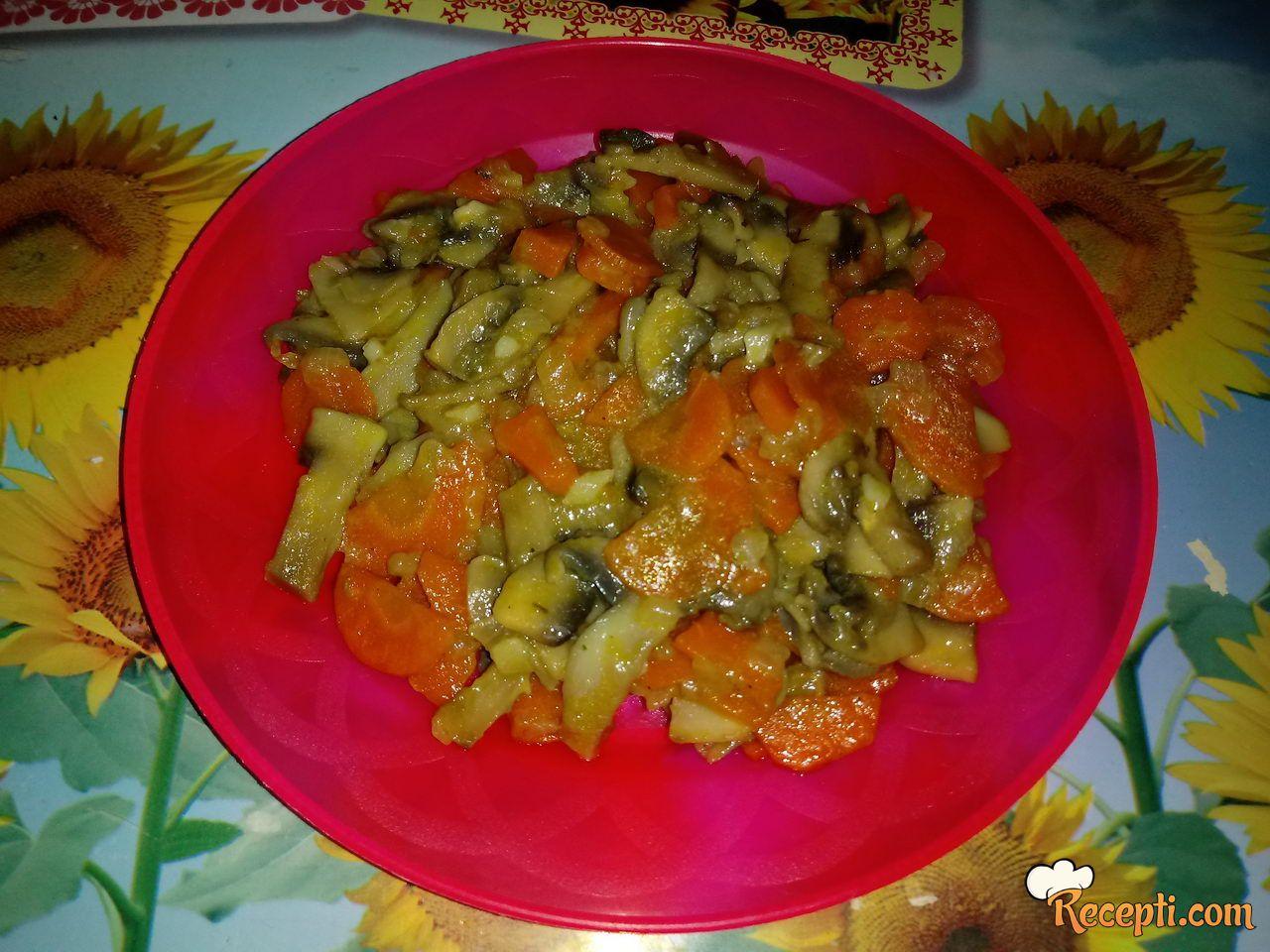 Vegetarijanski ručak