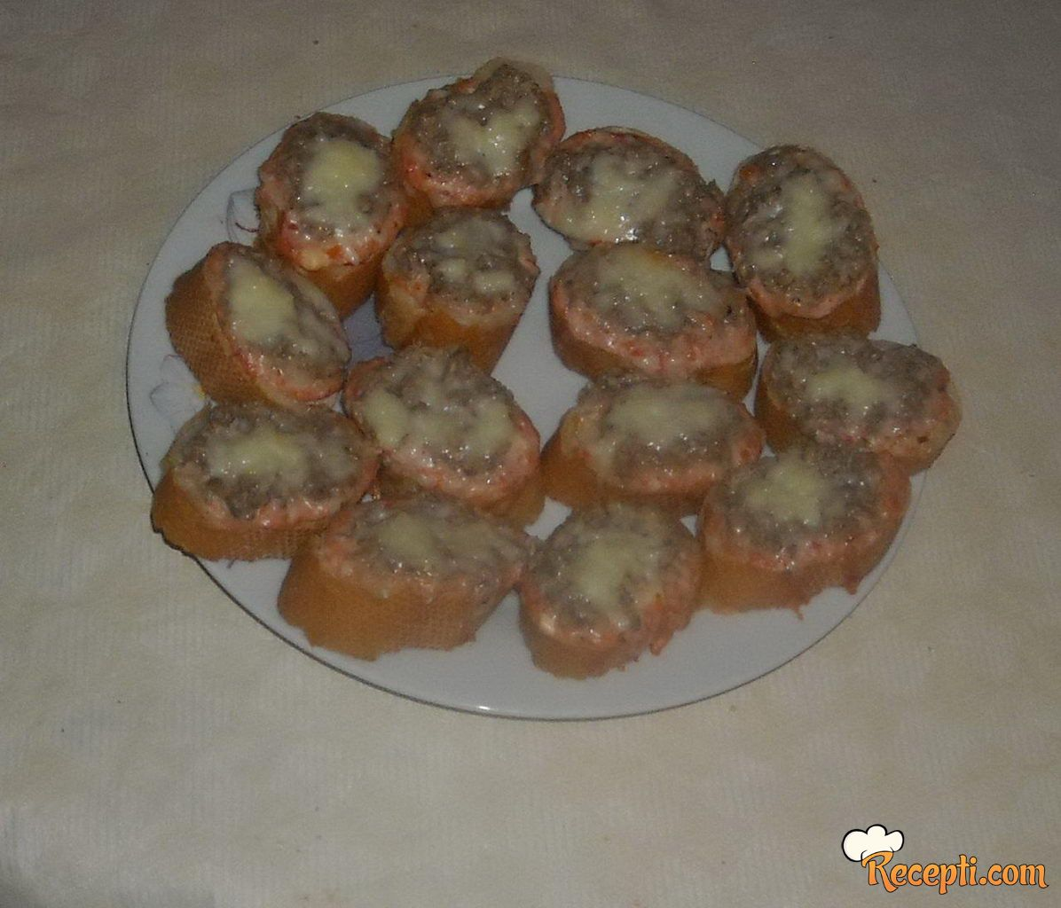 Brusketi Pomidoro