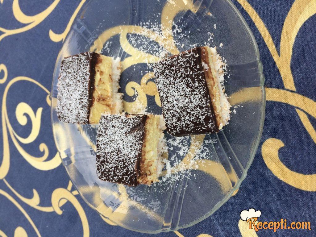 Bouty kolač
