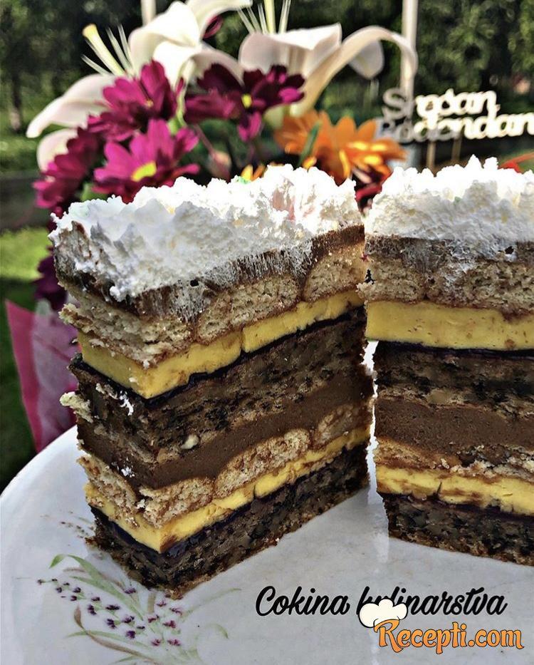 Savršena kinder torta
