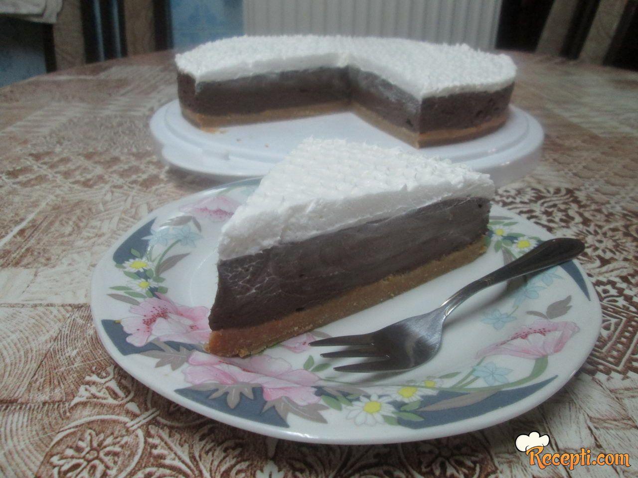 Čokoladna torta sa plazmom