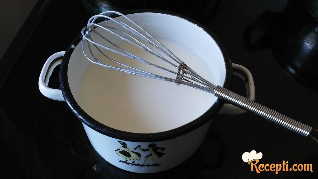 Besamel sos (2)