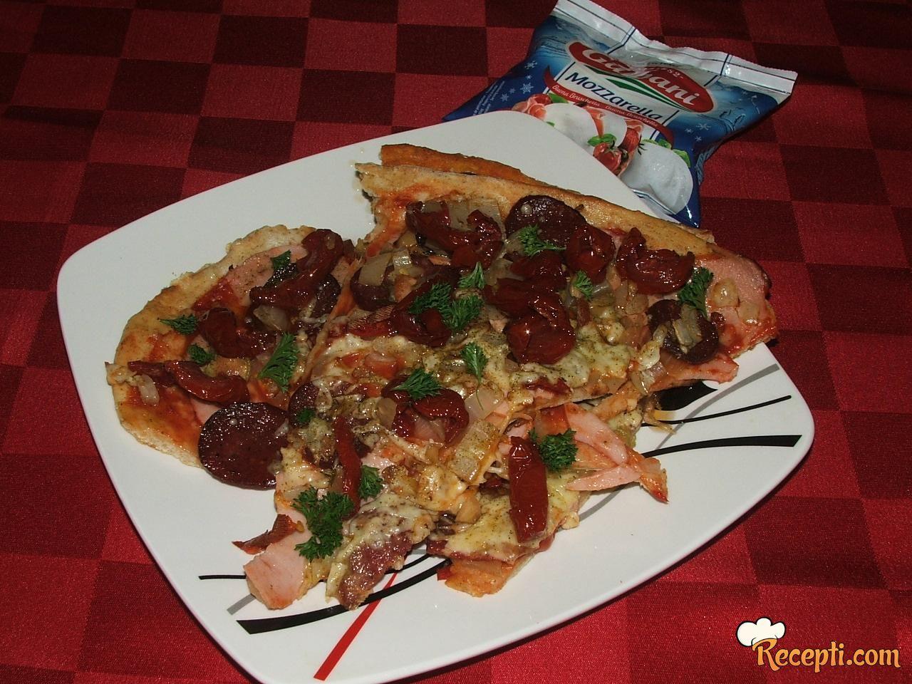 Integralna pizza